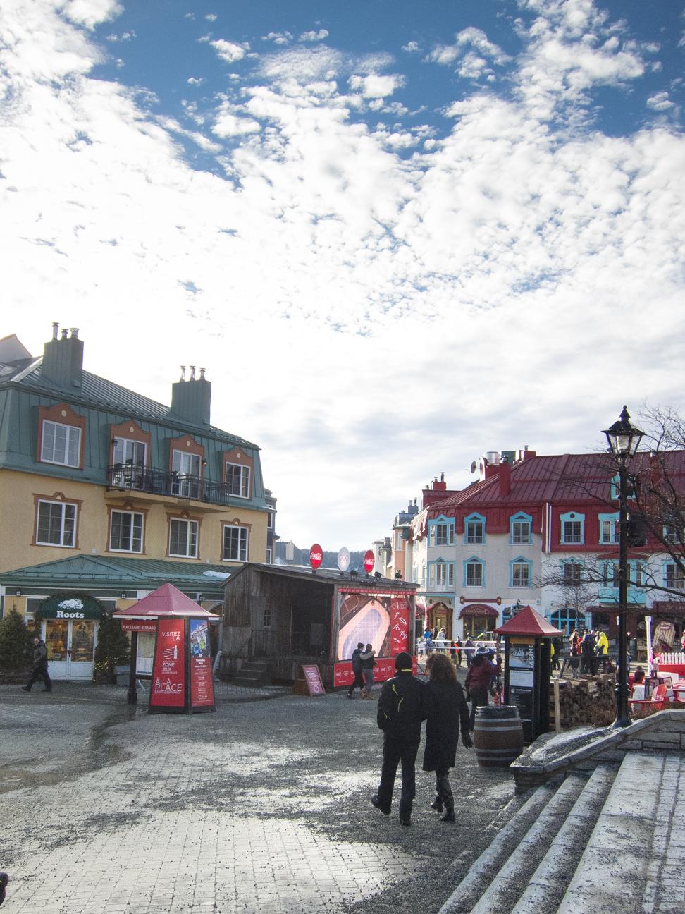 Mont Tremblant village