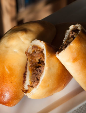pirozhki meat filled buns