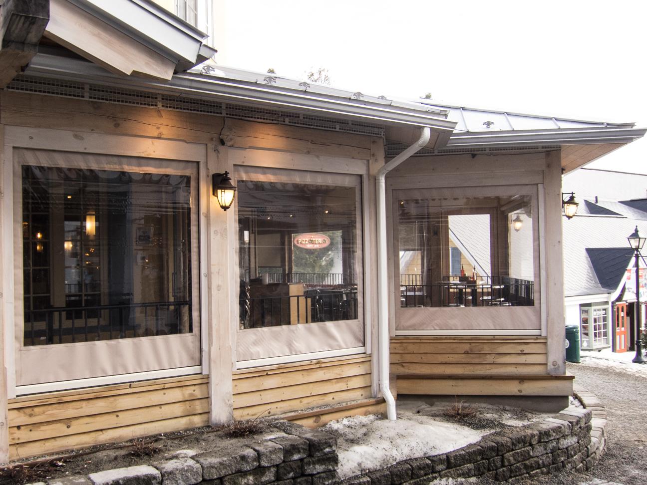 Pizzeteria restaurant Mont Tremblant