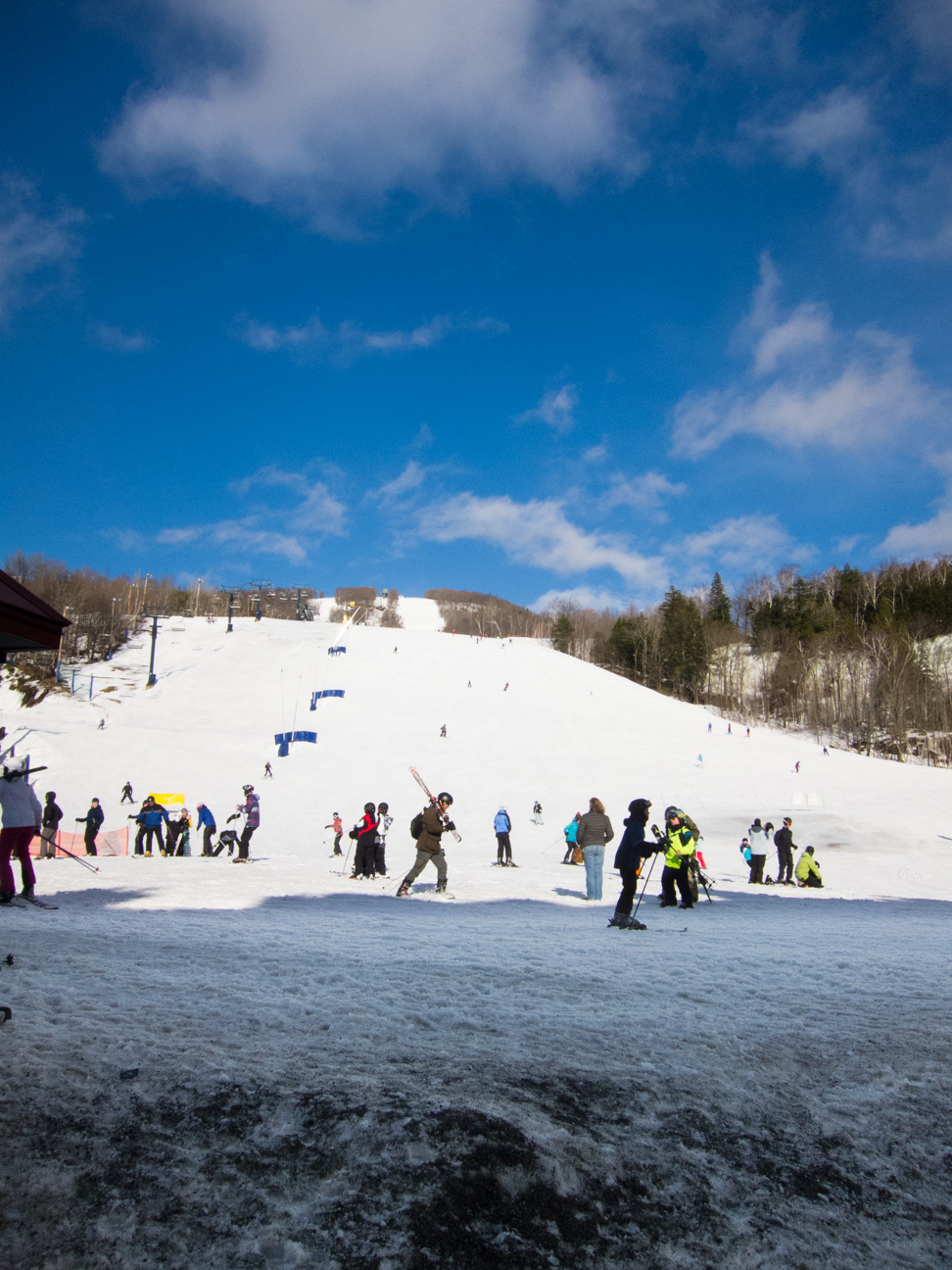Mont Tremblant ski slopes
