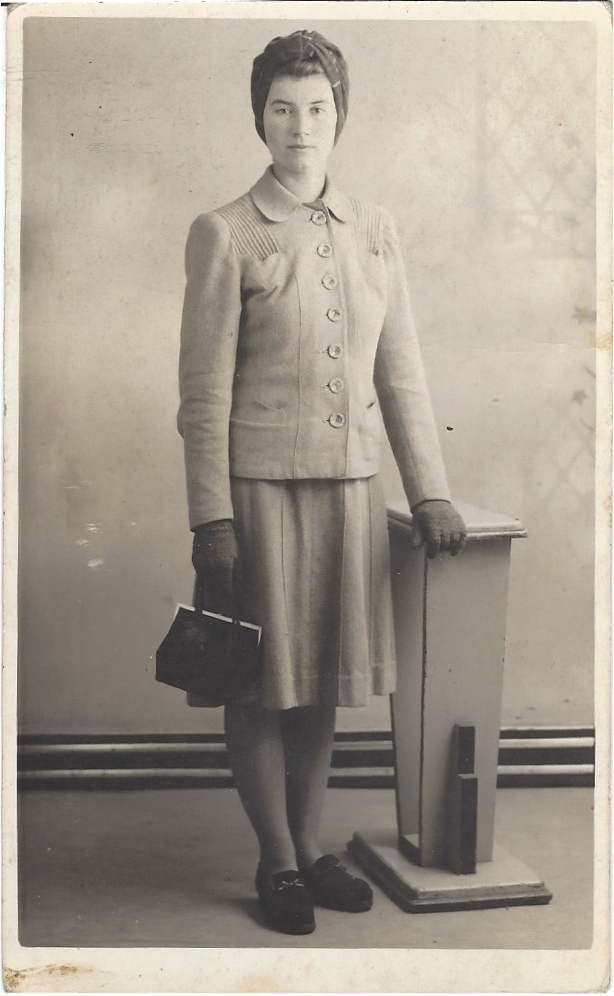 Betty during the war