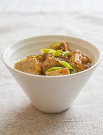 stir-fry ingredients in a bowl